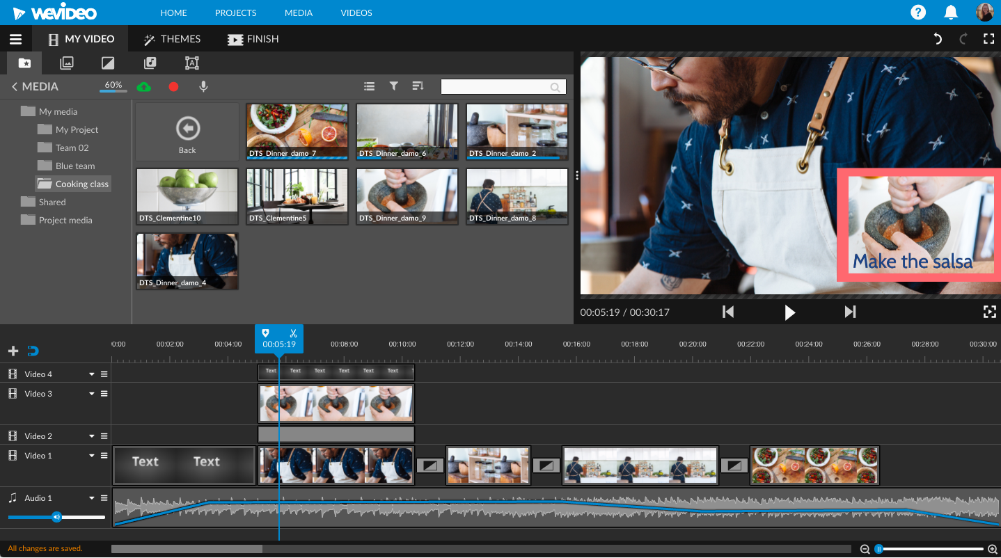 WeVideo | WeVideo JumpStart Transforms the Video Editing Landscape