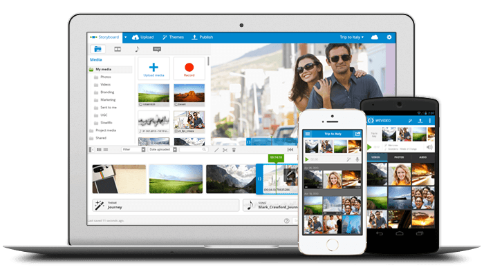 WeVideo - video editing across any device
