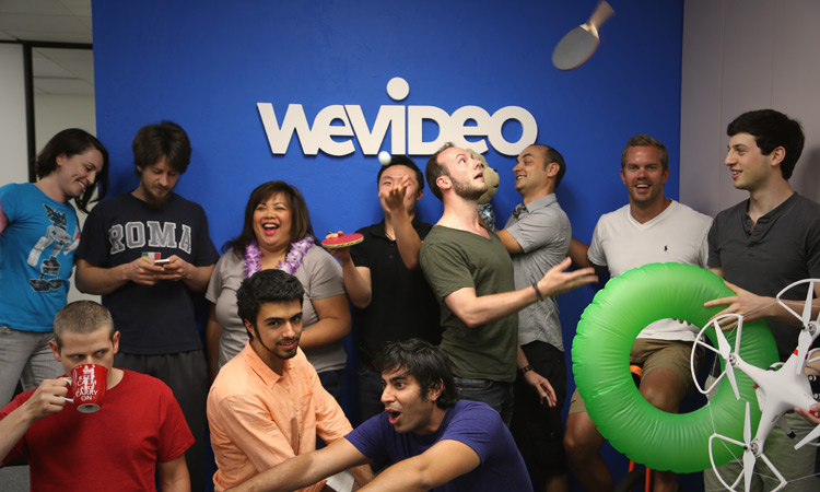 Work at WeVideo