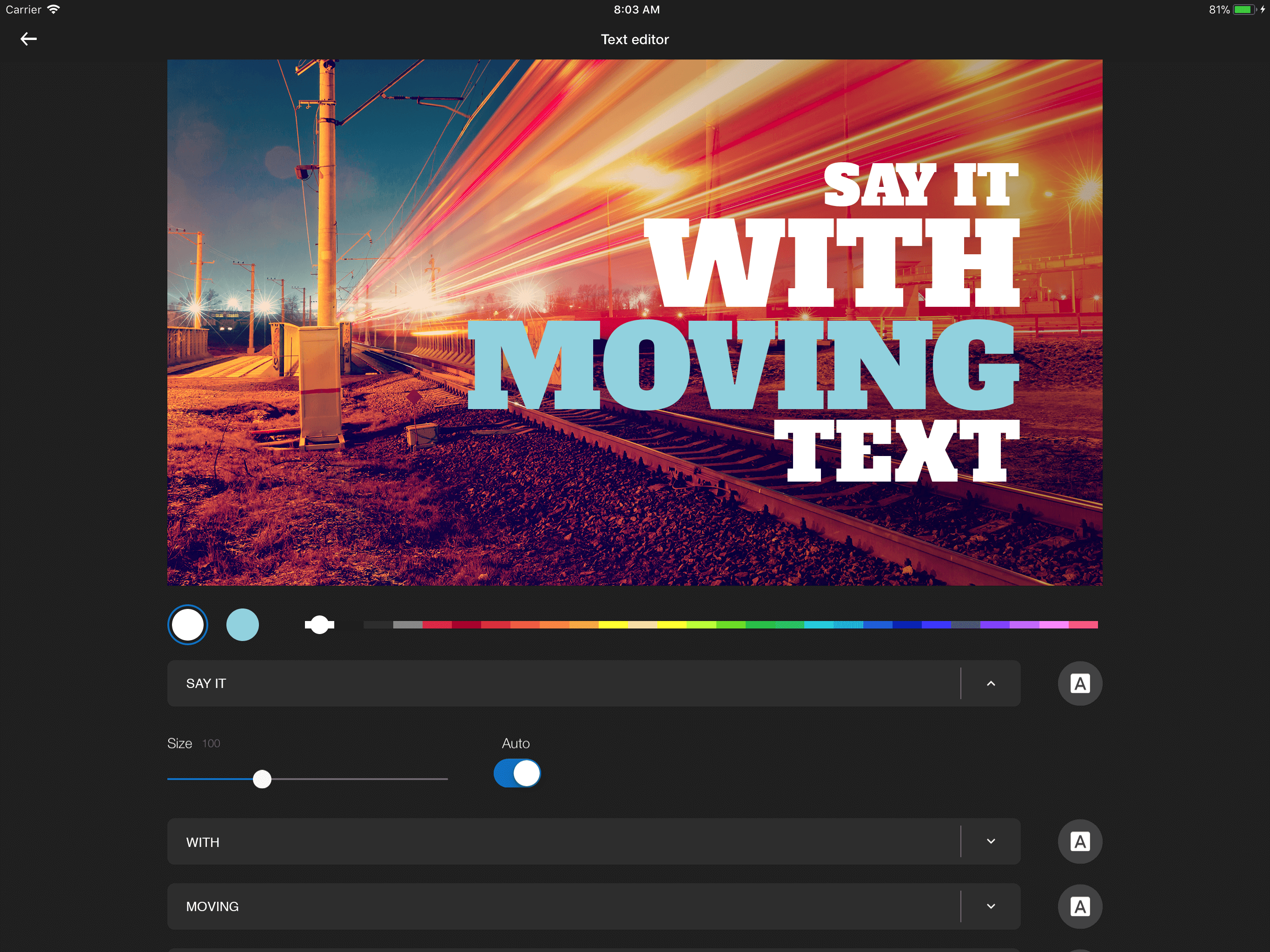 WeVideo | WeVideo Mobile iOS Video Editing App Adds Pro