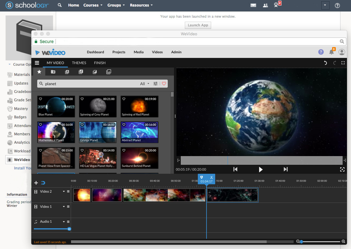 WeVideo | WeVideo for Schools Now Integrates with Canvas and